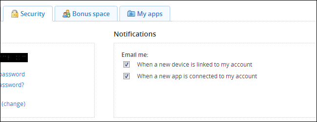dropbox-email-notifications