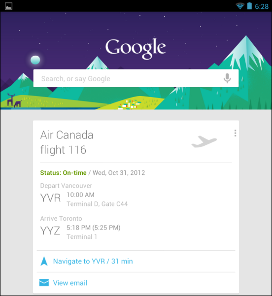 google-now-flight-card