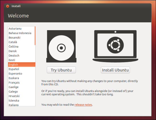 5 Ways To Try Out and Install Ubuntu On Your Computer