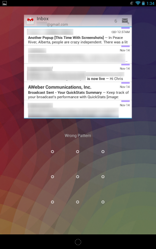 android-gmail-lock-screen-widget