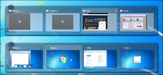 The Best Free Programs for Using Virtual Desktops in Windows