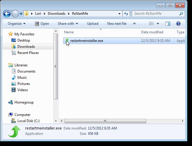 01_running_restartme_installer