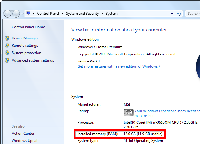 how to find what graphics card i have windows 10