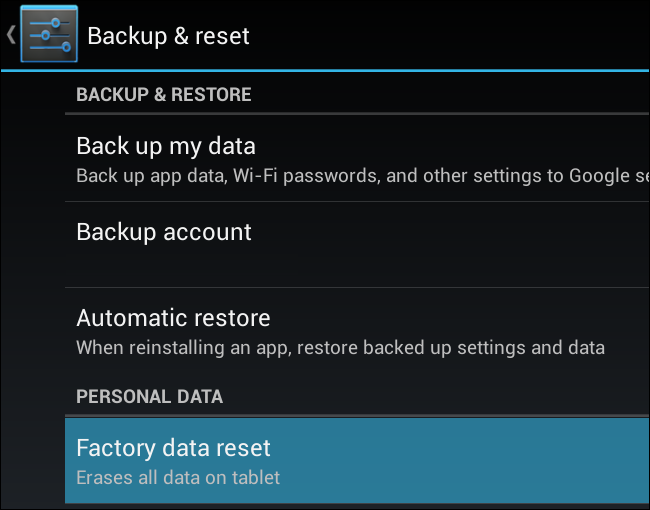 How to prepare a computer tablet or phone before selling it on ios open the settings screen tap general tap reset and tap erase all content and settings your mobile device uses solid state storage ccuart Gallery