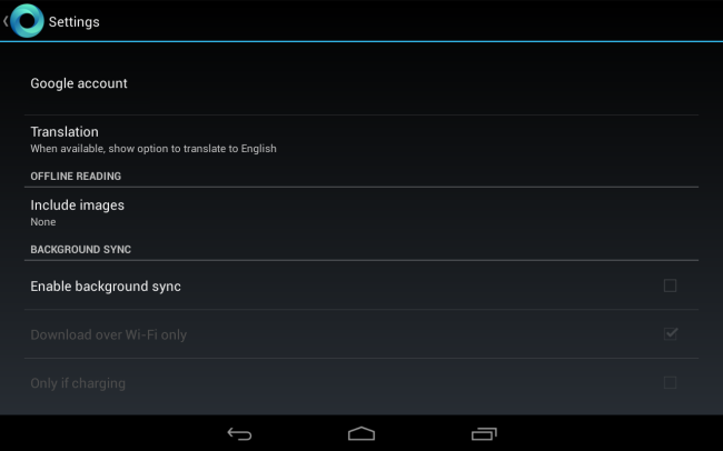google-currents-background-sync