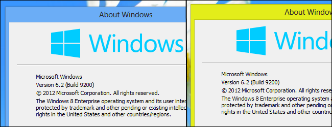 CARA MENGUBAH WARNA JENDELA BORDER DI WINDOWS 8