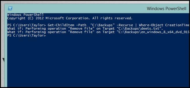 How to Delete Files Older than X Days on Windows