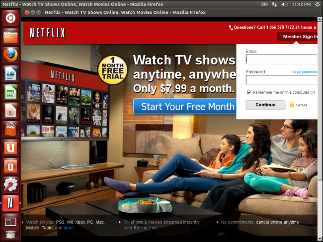 How To Watch Netflix On Ubuntu with the Netflix Desktop App