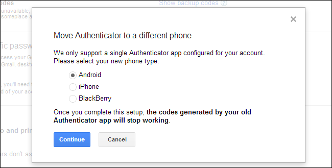 How to Move Your Google Authenticator Credentials to a New Android