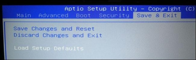 How to Clear Your Computer's CMOS to Reset BIOS Settings