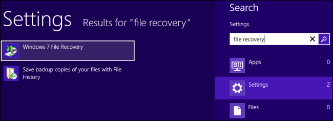 how to use system recovery windows 7