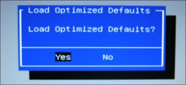 How to Clear Your Computer\u0027s CMOS to Reset BIOS Settings