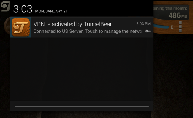 tunnelbear-on-android