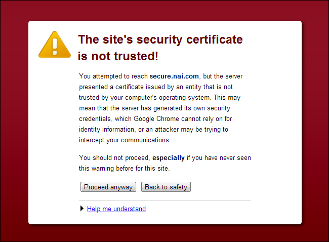 certificate-error