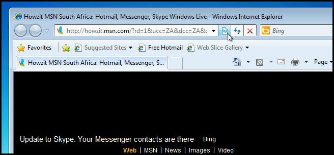 Free Internet Explorer Tutorial at GCFGlobal
