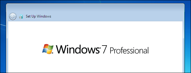 How to Downgrade Windows 8 Pro to Windows 7