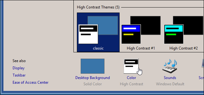 How to Get Classic-Style Themes Back on Windows 8 or 10