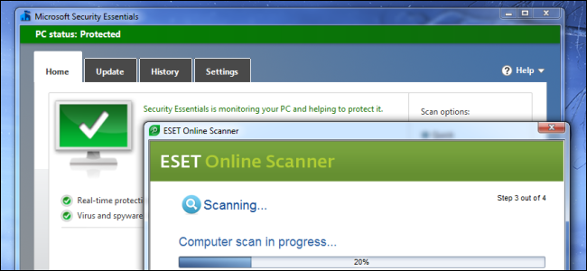 How to Scan Your Computer With Multiple Antivirus Programs