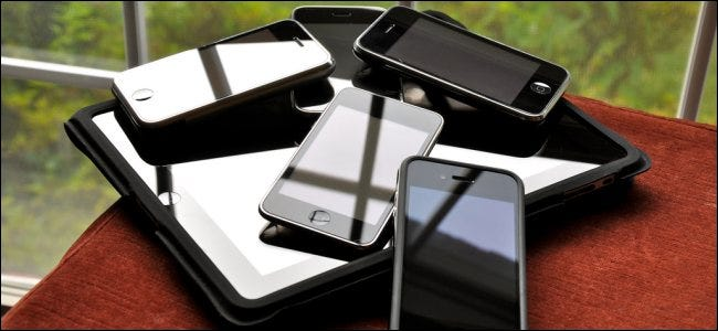 iphones ipods and ipad