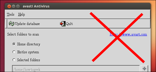 Why You Don't Need an Antivirus On Linux (Usually)