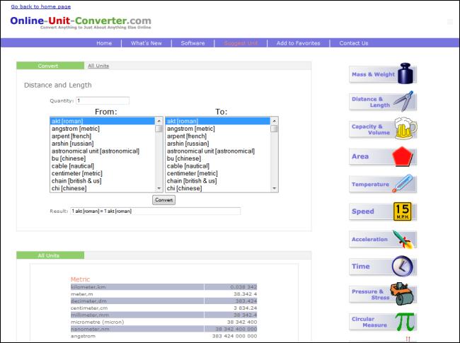 online_unit_converter