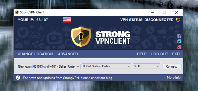 How to connect to a vpn in windows screenshot2 fandeluxe Images