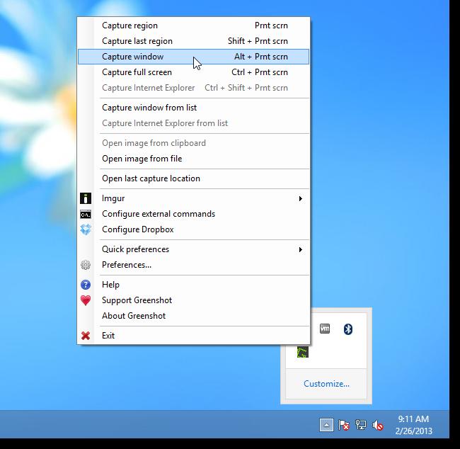 Greenshot is a Free, Lightweight Screenshot Utility with ... Greenshot