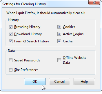 firefox-settings-for-clearing-history