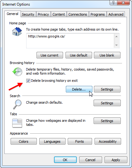 internet-explorer-delete-browsing-history-on-exit