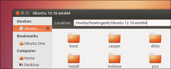 cd-mounted-under-media-directory-in-ubuntu