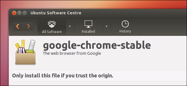 chrome-ubuntu-software-center