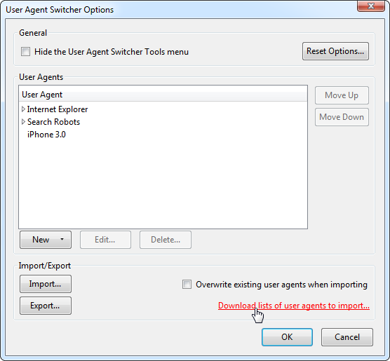 download-lists-of-user-agents-to-import