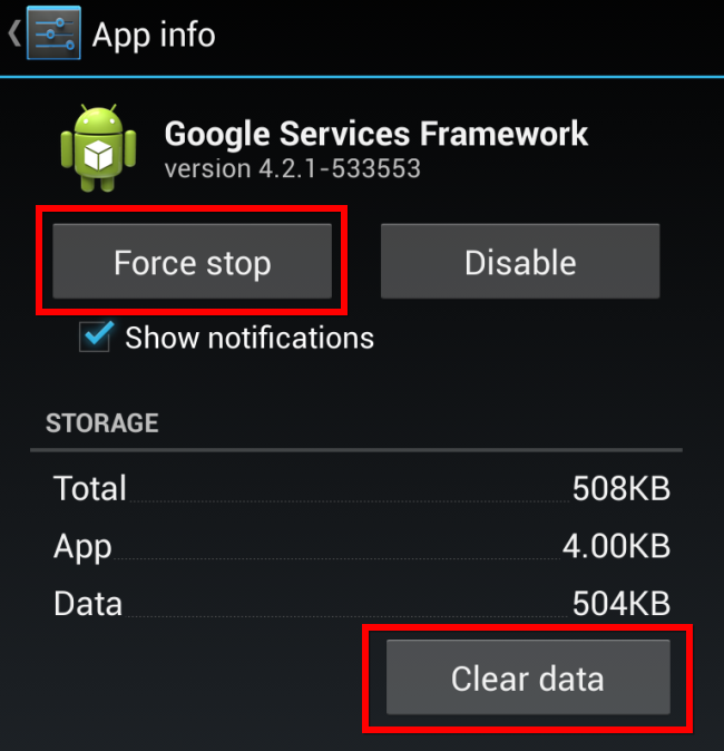 force-android-to-find-update