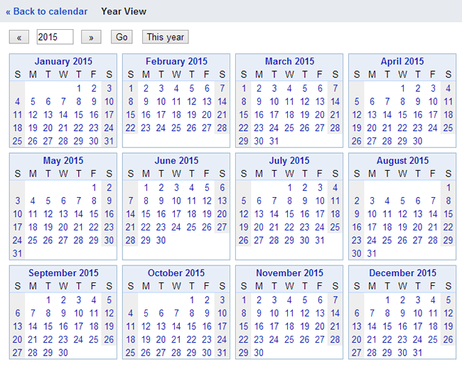 Year Calendar Google : Get more from google calendar by adding labs features