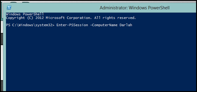 how to use powershell scriptomatic