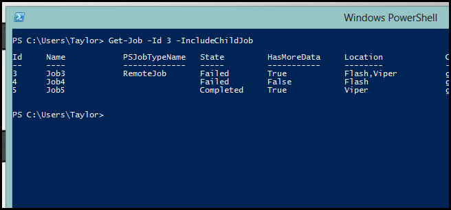 Geek School: Learn How to Use Jobs in PowerShell