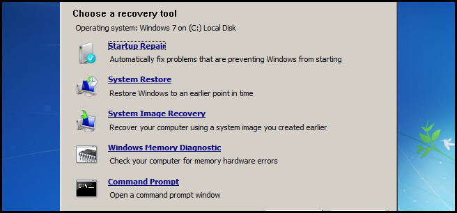 Geek School: Learning Windows 7 – Backup and Recovery