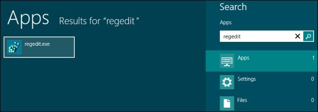 launch-registry-editor-on-windows-8