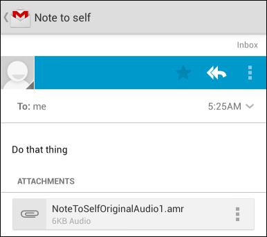 note-to-self-in-gmail