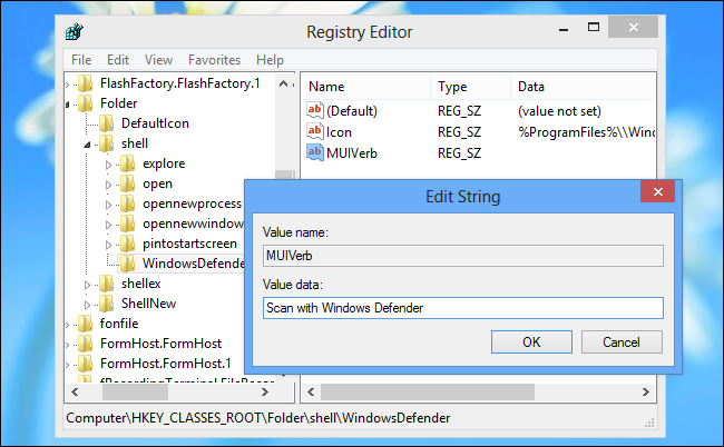 scan-with-windows-defender-in-registry