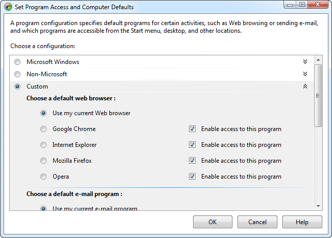 set-program-access-and-computer-defaults