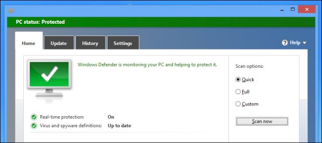 do i need internet security if i have windows 10