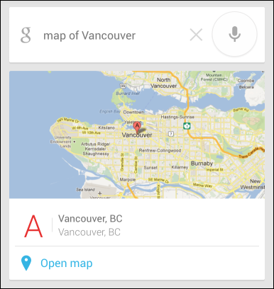 android-voice-view-a-map