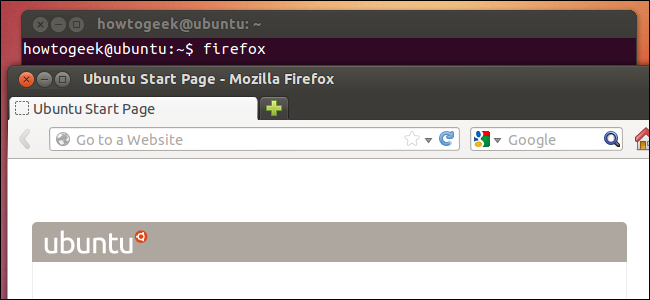 open-firefox-from-terminal