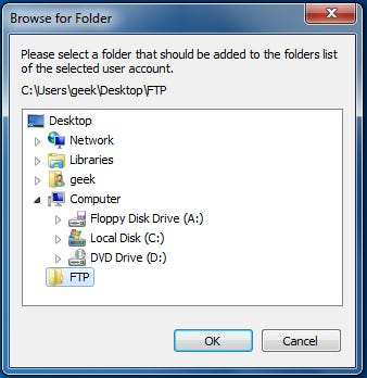 How to Host an FTP Server on Windows with FileZilla