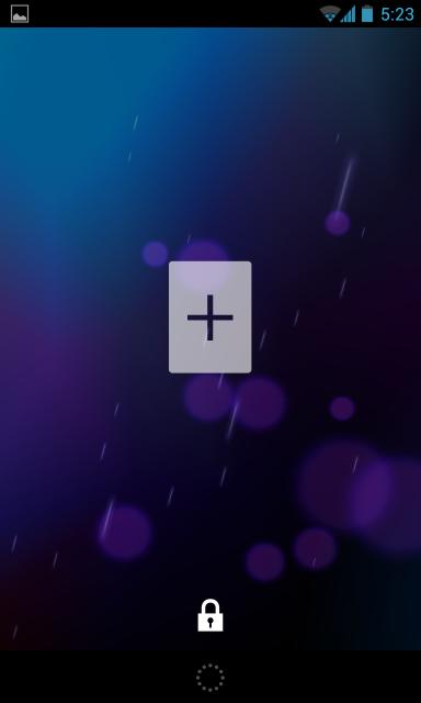 add-lock-screen-widget