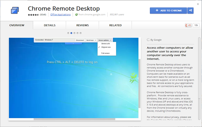 How to Use Google Chrome to Remotely Access Your Computer