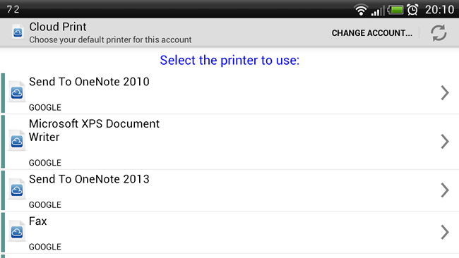 How to Print Any File From Android Without Copying to Your PC
