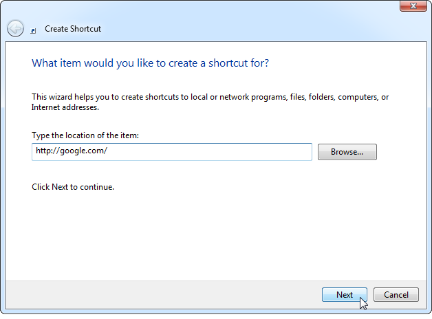 create-google-search-shortcut