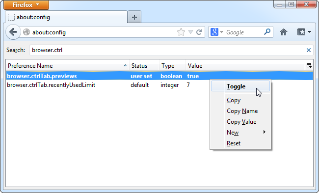 How to Change Hidden Advanced Settings in Any Browser
